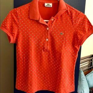 Genuine Lacoste shirt